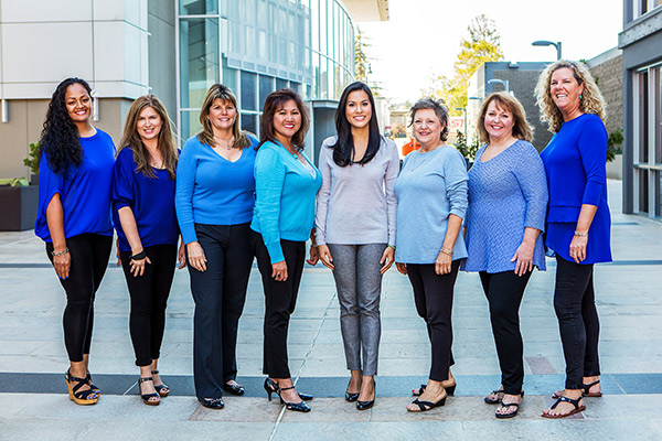 San Mateo Dental Arts Team